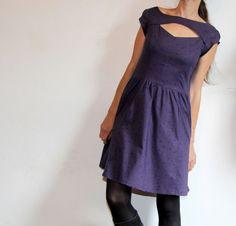 la robe simplicity runway 7602 (ou Simplicity 1803 pour la version en anglais)