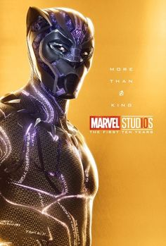 Marvel Studios Releases Wave 1 Of Anniversary Posters In Lead Up To Avengers Infinity War With Avengers & Guardians Of the Galaxy Focus The Avengers, Avengers Symbols, Black Panther Marvel, Bd Comics, Marvel Dc Comics, Marvel Universe, Wakanda Marvel, Films Marvel, Marvel Heroes Characters