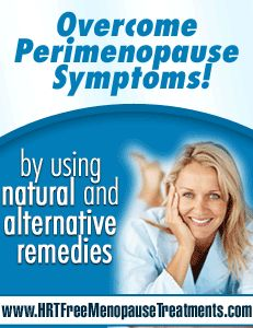 HRT Free Menopause Treatments