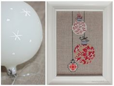 Елочные шары / Christmas tree balls