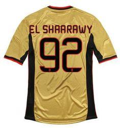 Maillot de Foot AC Milan (92 El Shaarawy) Third 2013 2014 jaune Pas Cher http://www.korsel.net/maillot-de-foot-ac-milan-92-el-shaarawy-third-2013-2014-jaune-pas-cher-p-2938.html