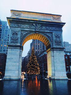 Washington Square, New York, NY