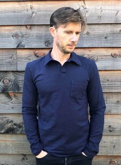 Draper Polo T-shirt from Wardrobe By Me - The Pattern Pages Sewing Magazine