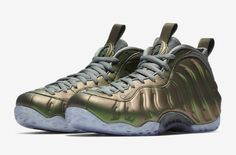 The Nike Air Foamposite One Shine Drops In One Week We re a exactly one aad3a387f