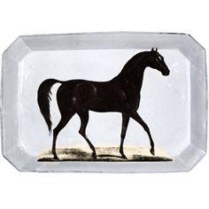 John Derian Company Inc — Horse Platter