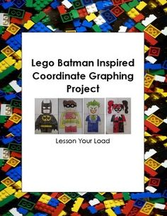 Who doesn't skip leg day?  Batman!  Who loves coordinate graphing?  Batman!These Lego Batman Inspired coordinate graphing pictures are a great review!  They've very high interest for students.  These particular graphs use all four quadrants and almost only whole numbers (I had to throw in a few decimals to make the faces work)I know your students will love them as much as mine!