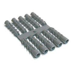 Spojovací materiál - Hmoždinky alebo aj hovorovo povedané natĺkačky. V ponuke máme viacero druhov a veľkostí. Natĺkacie hmoždinky je možné natĺkať do betónu, tehly alebo pórobetónu. Taktiež tu nájdete fasádne hmoždinky do polystyrénu. Knife Block
