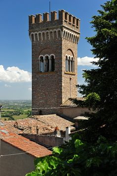 Bertinoro, Emilia-Romagna, Italy