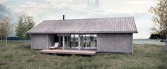 LYSTHUS 106 - Hytter - Rindalshytter Building A Cabin, Home Fashion, Architecture, Country Living, Modern Design, House Plans, Condo, Shed, House Ideas