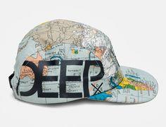 Maps 5 Panel Cap by 10 DEEP