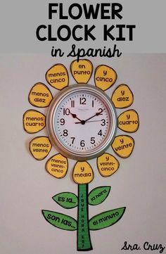 Con esta actividad los alumnos podrán aprender la hora