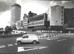 The Rotunda, Birmingham UK, late Abc Cinema, Birmingham City Centre, Birmingham England, Walsall, Urban Photography, Vintage Photography, White Photography, 2nd City, West Midlands