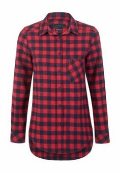 Plaid shirt for women / Sir Raymond Taylor