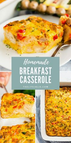 Delicious and Easy Bubble Up Breakfast Casserole Recipe! You can throw it together the night before and then bake it the next morning making this a great recipe for Christmas morning or large families. I love using All Natural Chicken Sausage to make this a healthy breakfast recipe for the whole family however that is completely up to you! Get the complete recipe here and give this simple egg casserole a try! Homemade Breakfast, Best Breakfast, Healthy Breakfast Recipes, Brunch Recipes, Breakfast Casserole, Egg Casserole, Complete Recipe, Oatmeal Recipes, Healthy Fruits