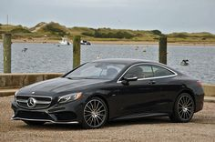 2015 Mercedes-Benz S-Class Coupe