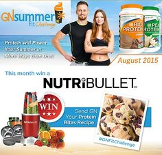 Growing Naturals August 2015 Protein Bites Recipe Contest http://growingnaturals.com/gn-fit-challenge-win-monthly-challenges/