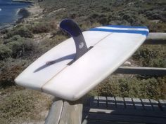 Deck (with single fin)