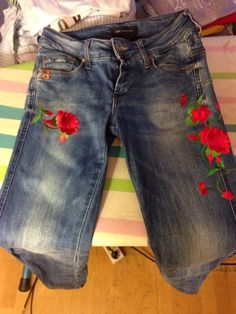 Cosas de Maikaba: Tuning Jeans....