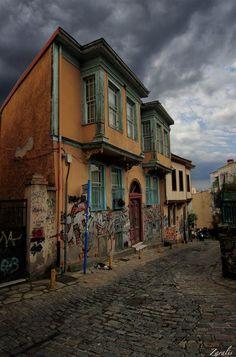 THESSALONIKI - ANO POLI Crete Greece, Thessaloniki, Macedonia, Greece Travel, Beautiful Islands, Wonderful Places, Athens, Old Photos, Tourism