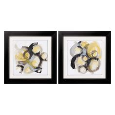 Propac Images Neutron Framed Graphic Art - Set of 2 - 3855