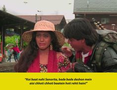 18 Iconic Bollywood Dialogues That We'll Keep Saying Till The End Of Time
