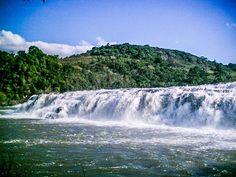 Cachoeira Salto Correntes - Santa Catarina SC