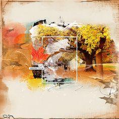 Oscraps :: Shop by Designer :: Anna Aspnes Designs :: ArtPlay Palette Hello Autumn