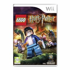 #Nintendo #Wii #Games #Warner_Brothers #shopping #sofiprice LEGO Harry Potter 2 Years 5-7 Wii - https://sofiprice.com/product/lego-harry-potter-2-years-5-7-wii-27320909.html