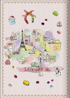 Paris by Ladurée, Pierre-Olivier Signe, Ladurée