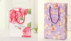 10 pieces Multi-Paper Wedding Party Bags Sweets Wedding Candy Gifts Boxes 16092309