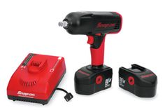 """Impact Wrench, Cordless, 18 Volt, Slide-on Battery, 1/2"""" Drive (U.S.)"""