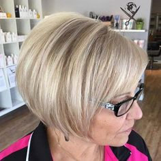 Some women over 50 are daring enough to wear their hair short, and others are smart enough to wear their hair short, but the fact is that sexy short hair is here to stay and it looks nothing short of fantastic when it's worn in the right way. Do you have the facial features for