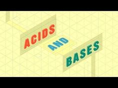 YouAccel Shared a Video: The strengths and weaknesses of acids and bases - George Zaidan and Charles Morton Chemistry Classroom, High School Chemistry, Chemistry Lessons, Teaching Chemistry, Science Chemistry, Middle School Science, Physical Science, Science Lessons, Science Videos