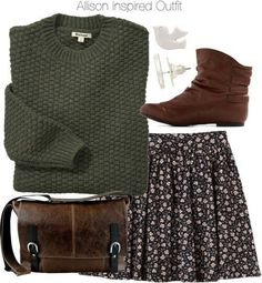 With biker boots