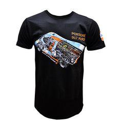 Porsche 917 Kurz Cutaway T-Shirt
