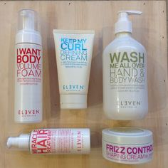 ELEVEN Australia Free Products, Hair Products, Salon Ideas, Stylish Hair, Beauty Stuff, Calgary, Cruelty Free, Salons, Hair Care