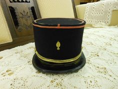 Your place to buy and sell all things handmade Military Guard, Military Hats, Military Uniforms, Cop Uniform, Police Hat, French Foreign Legion, Helmets, Caps Hats, French Vintage