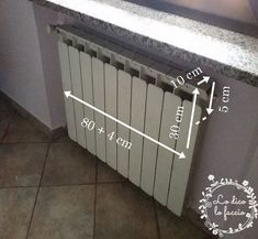 Radiators, Decoration, Diy And Crafts, Projects To Try, Shabby Chic, Home Appliances, Hobby, Home Decor, Sewing
