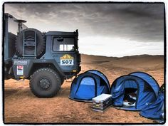 Man Kat 1 Outback Company.