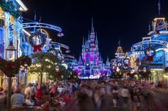 Before/After: Magic Kingdom Park Transforms for the Holidays. This is a cool way to see the before and after shots. Really take a look.