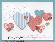 Cre8n' Memories: Dressing Up the Hearts