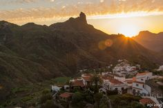 TEJEDA. GRAN CANARIA. Sunset by Agustin Guerra on 500px