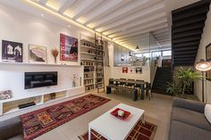 Salón comedor | proyecto Maurici Serrahima - STANDAL #living #room #interior #design #interiorismo