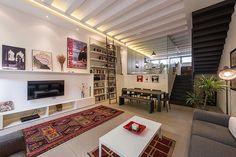 Salón comedor   proyecto Maurici Serrahima - STANDAL #living #room #interior #design #interiorismo
