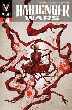 First Look: Harbinger Wars on Sale - Home - Comic Bastards Valiant Comics, Comic Reviews, Comic Book Covers, Dark Art, Battle, Movie Posters, Las Vegas, Color, Ideas