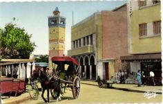 CPA Tunisie Bizerte La Mosquée (25683)