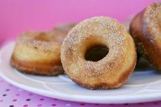 Bread Machine Doughnuts