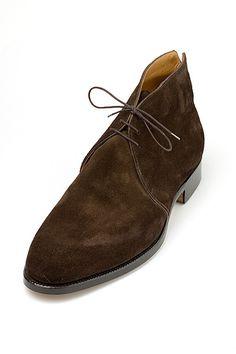 Vass U-last chukka boots