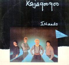 Kajagoogoo - Islands GER 1984 Lp mint with Inner
