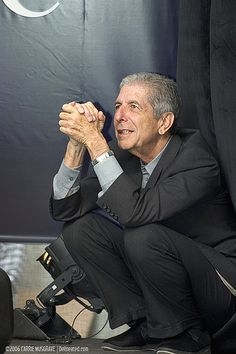 THE VOICE --- Leonard Cohen